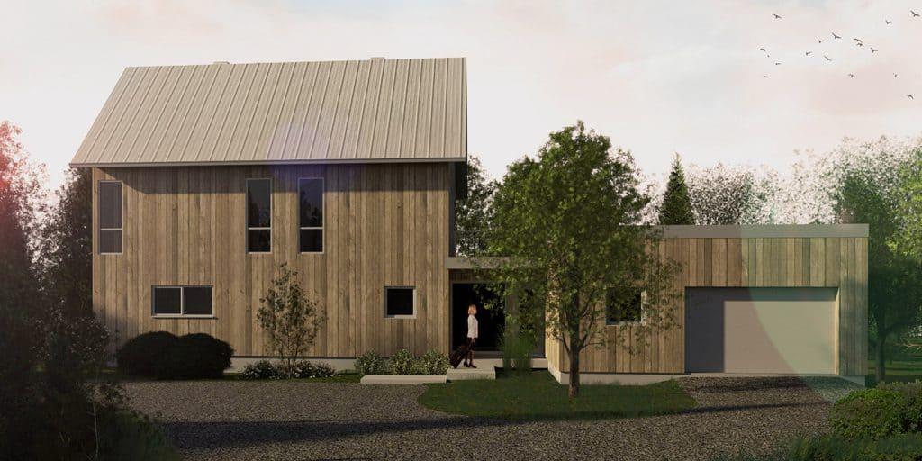 construction de maisons écologiques et saines