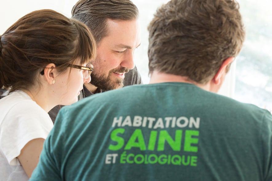 healthy eco-friendly homes