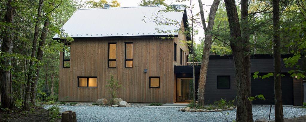 La maison saine et écologique