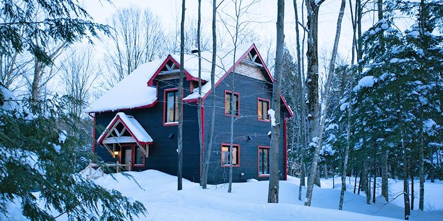 Maison écologique Eastman